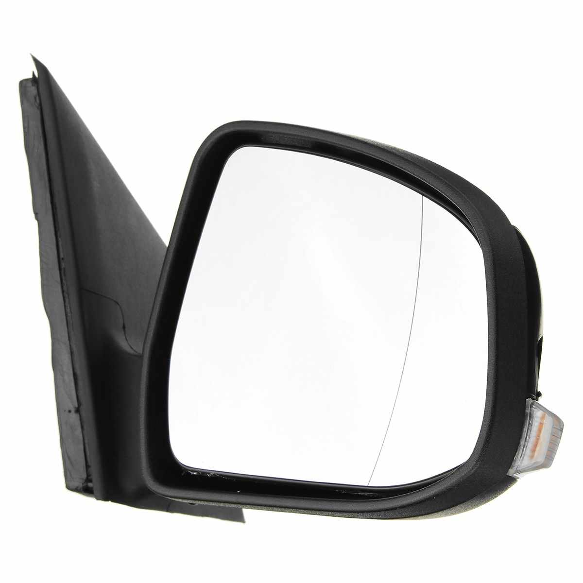 2008 2009 2010 2011 Ford Focus black left hand driver Side View Mirror manual OE