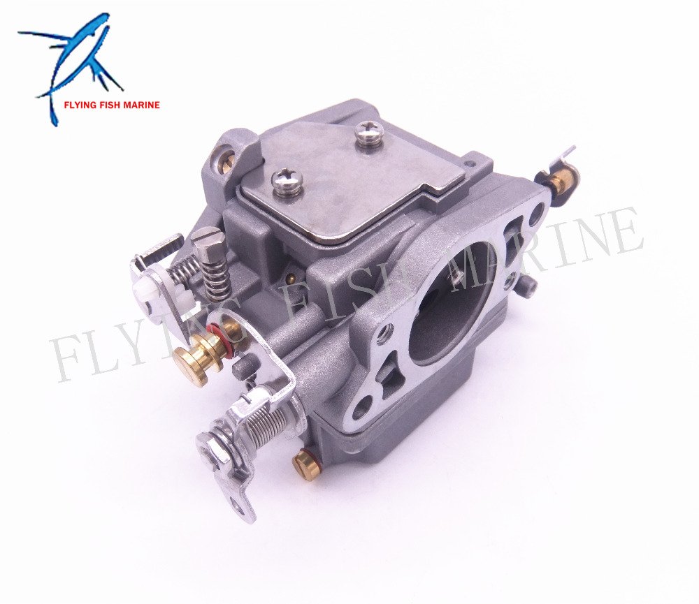 Outboard Engine Carb Carburetor Assy 3G2-03100-2 3G2-03100-3 3G2-03100 for Tohatsu Nissan 9.9HP 15HP 18HP NS M9.9D2 M15D2 M18E2