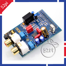HIFI DAC Audio Sound Card Module I2S interface for font b Raspberry b font font b