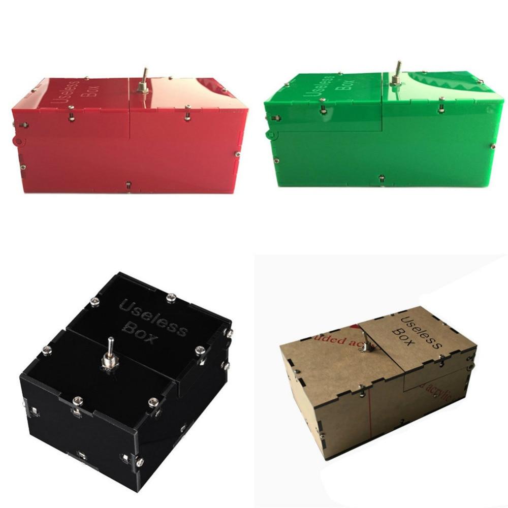 MINOCOOL Creative adulte drôle Tricky jouets Innovants Nul box Pour cadeaux party Fun jouets cadeau pour les enfants