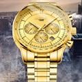 NIBOSI Herren Uhren Top Brand Luxus Casual Quarz Uhr Männliche Sport Leuchtende Wasserdichte Uhr Gold Uhr Männer Relogio Masculino