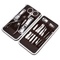 Portable 12Pcs/ Set Easy Use Nail Tools Clipper Manicure Pedicure Polish