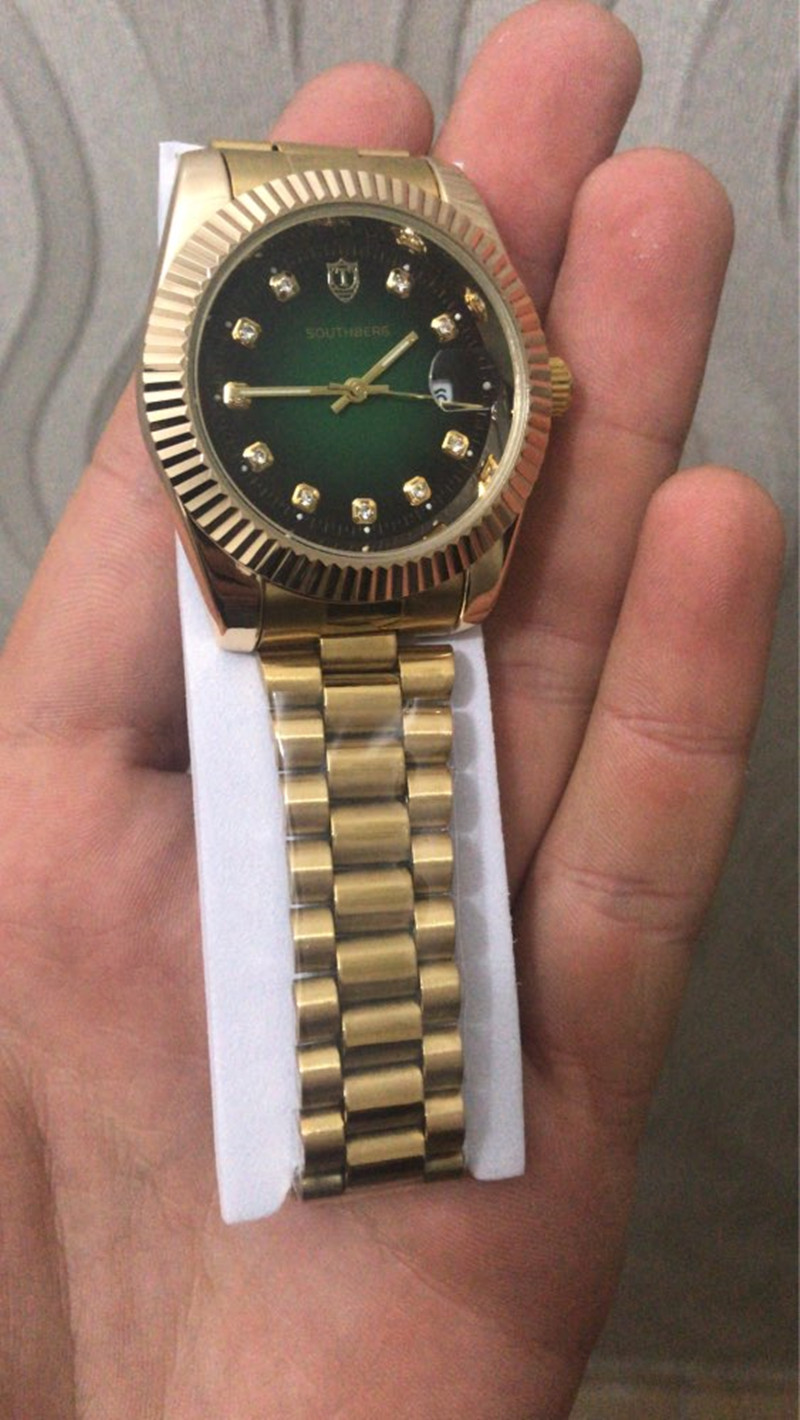 2017 New SOUTHBERG Watches Men Top Luxury Brand Hot Design Military Sports Wrist watches Men Digital Quartz Men Steel band Watch