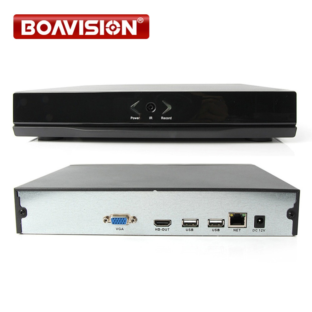 4Ch 8CH HD 5MP Onvif NVR H.264 4MP CCTV NVR Security Max 4K Output Network Video Recorder P2P Cloud Mobile APP View XMEye h 265 h 264 4ch 8ch 48v poe ip camera nvr security surveillance cctv system p2p onvif 4 5mp 4 4mp hd network video recorder