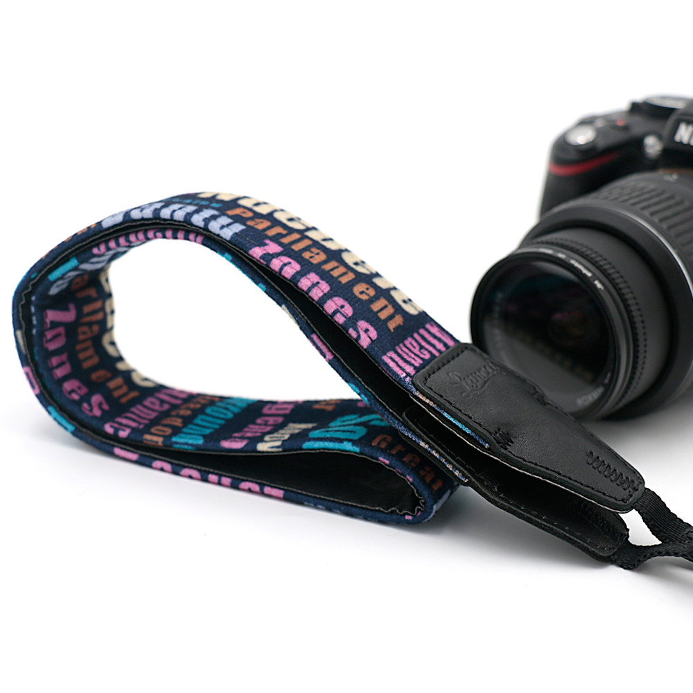 British wind LH-03 Camera Shoulder Strap For SLR DSLR For Canon Nikon Sony Camera free shipping