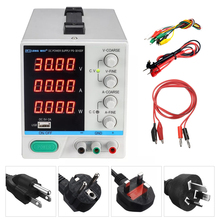 PS 3010DF High Precision 4 Digit Display Laboratory Power Supply 30V 10A Adjustable USB Output Voltage