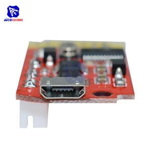 Image 5 - Diymore DC 3.7V 5V 3W דיגיטלי אודיו מגבר צלחת כפולה Bluetooth רמקול שינוי קול מוסיקה מודול מיקרו USB