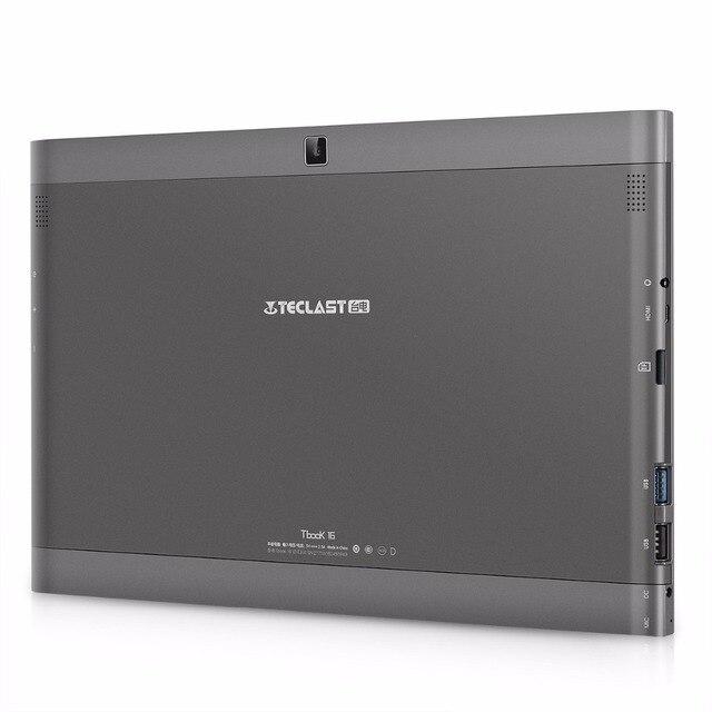 Teclast TBook 16 11.6 Inch Dual OS Windows 10 + Android 5.1Intel Cherry Trail Z8300 4GB RAM 64GB ROM 2 in 1 Ultrabook Tablet PCs