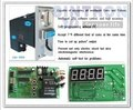 Multi Coin acceptor Selector mech CH-925 & time control timer board