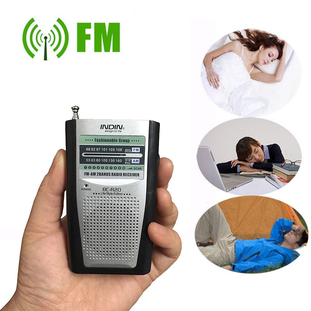 Unterhaltungselektronik Carprie Tragbare Radio Fm/am Teleskop Antenne Radioes Tasche Welt Empfänger Td1130 Dropship Verschiedene Stile