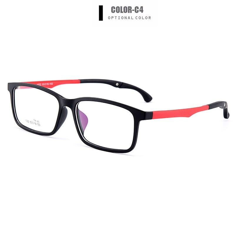 28462df231 Gmei óptico Urltra luz TR90 hombres ópticos marcos gafas de plástico ...