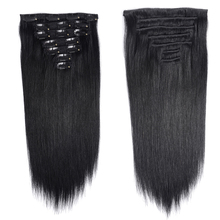 Straight Machine Made Hair Extensions