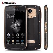 Blackview BV7000 4 г Водонепроницаемый IP68 сотовый телефон 5.0 «FHD MT6737T 4 ядра android 7.0 мобильный телефон 2 ГБ + 16 ГБ 8MP смартфон