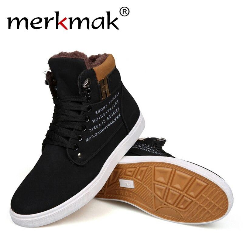 merkmak newly fur winter boots 2016 fashion winter