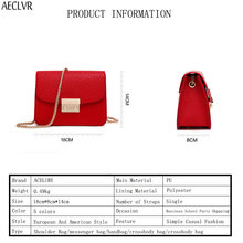 AECLVR Small Women Bags PU leather Messenger Bag Clutch Bags Designer Mini Shoulder Bag Women Handbag Hot Sale bolso mujer purse
