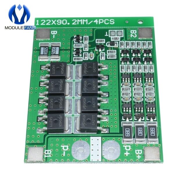 3S 25A Li-Ion 18650 BMS PCM Batterie Kurzschluss Schutz Bord Modul Mit Balance Für Li-Ion Lipo Batterie Zelle pack