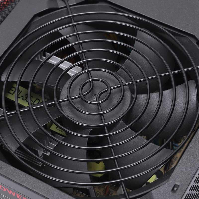 170-260 V Max 450 W блок питания ПЗУ Pfc бесшумный вентилятор 24Pin 12 V Pc компьютер Sata игровой ПК блок питания подходит для Intel, подходит для AMD компьютера