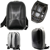 For DJI Mavic Pro Hard Shell Carrying Backpack Bag Case Waterproof Anti Shock 0420 Drop Shipping