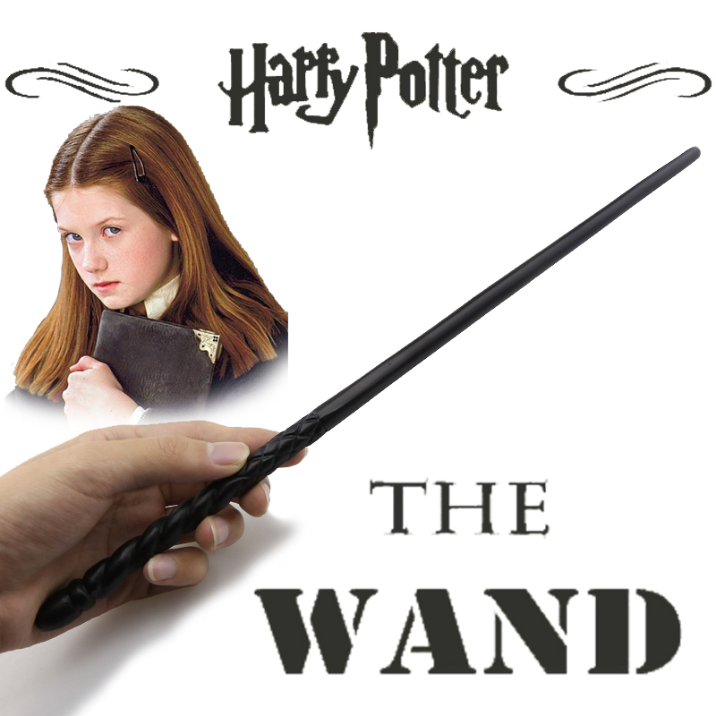 Metal Core Ginny Weasley Magic Wand Original Version Quality Magic Wand of Magical Stick with Gift Box pack of Harry potter ludwig b the original ginny moon