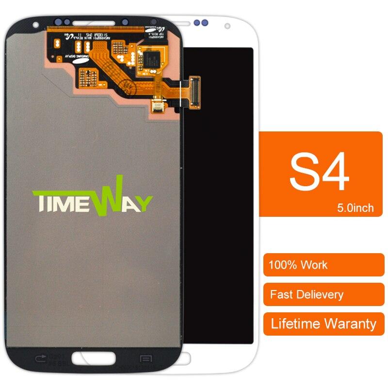 DHL 10pcs alibaba china Lcd Display Touch For Samsung S4 Iv I9500 I9505 I9506 I9507 I337 I545 M919 Screen