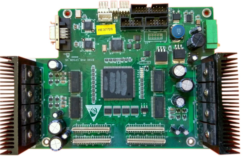 Printhead Board For XULI X6-1880 / X6-2000 / X6-2600 / X6-3200 Eco Solvent Printer for roland fj540 fj740 fj640 rs640 sj540 sj740 sj640 eco solvent printhead for dx4