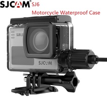 Original SJCAM SJ6 LEGEND Motorcycle Waterproof Case 1.5M Cable SJ6 Charging/Charger Housing Protect /Action Camera Accessories