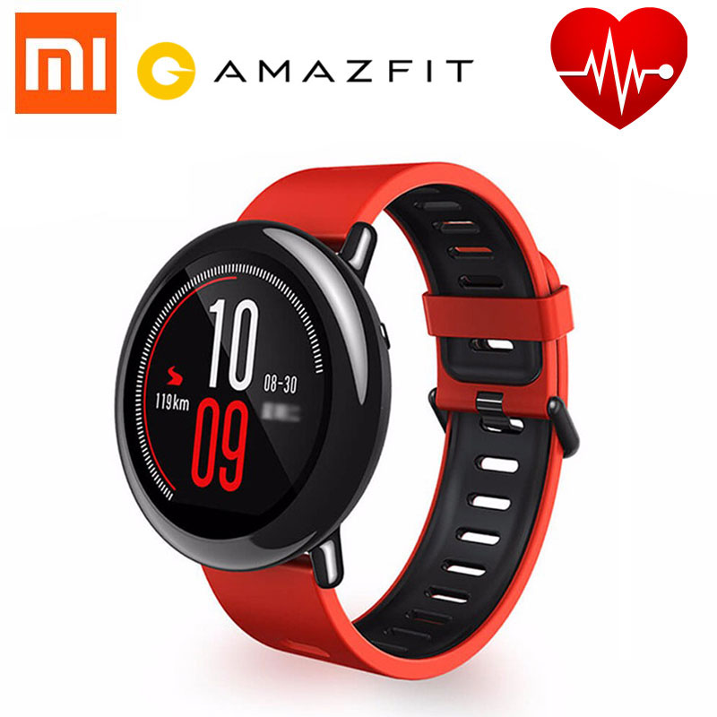 Xiaomi HUAMI AMAZFIT Pace Sports Smart Watch Bluetooth 4 0 WiFi Dual Core 1 2GHz 512MB