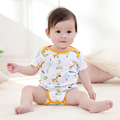 Venta al por menor 2016 Del Bebé Body Body Ropa de Bebé Recién Nacido 100% Algodón Mono Del Próximo Bebé Que Arropan el sistema