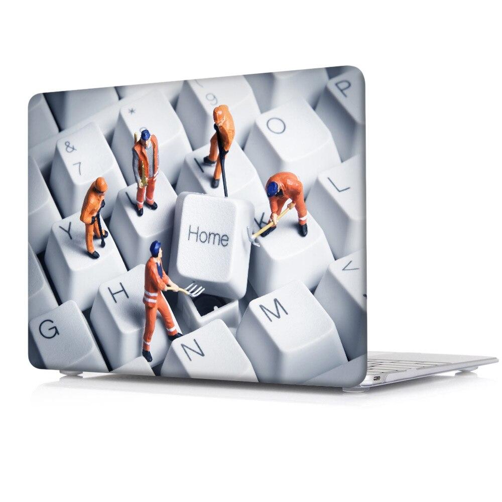 bombilla única Funda para Macbook air 13.3 11 Funda rígida para - Accesorios para laptop - foto 5