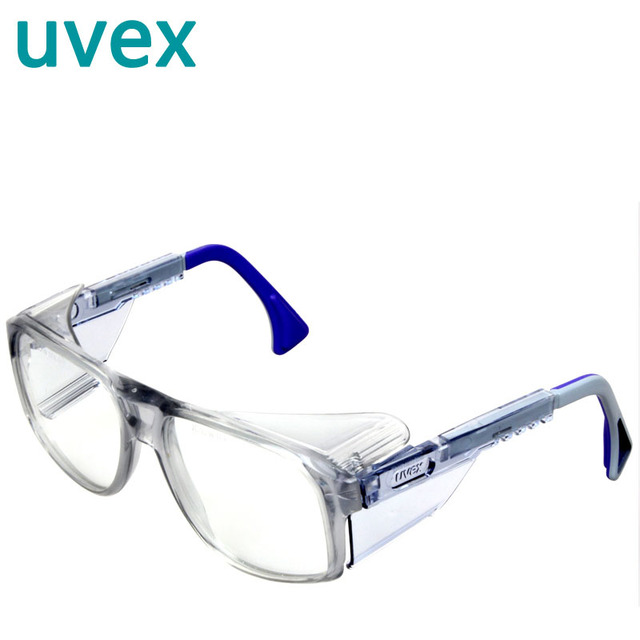 UVEX 9130305 Safety Goggles Waterproof Anti-shock Anti-fog with Supravision  Coating Sport Safety Goggles YU001 016fa8df0b