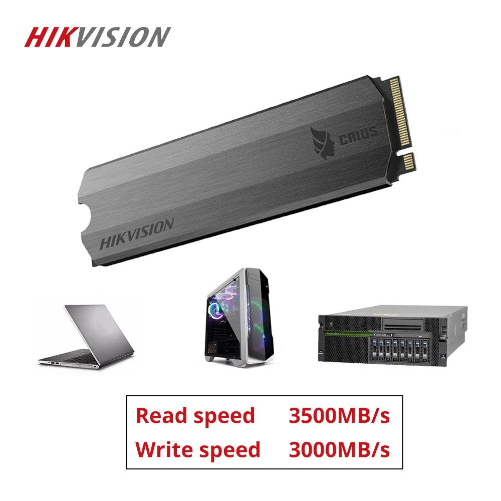 HIKVISION SSD M 2 1TB 1024GB 2TB 512gb C2000 NVME For Desktop Laptop Small Server PCIe
