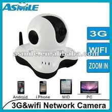 cctv surveillance ip camera cool cam with 3G gprs