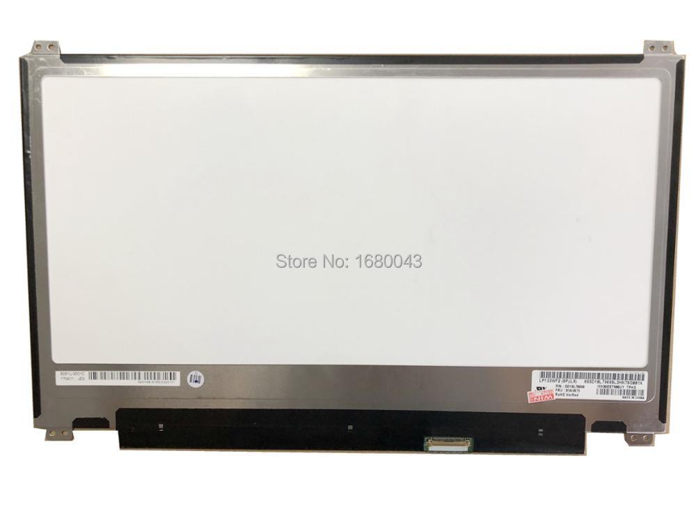 LP133WF2 SPL8 LP133WF2-SPL8 (SP)(L8) IPS 30 pin 1920X1080 LCD SCREENLP133WF2 SPL8 LP133WF2-SPL8 (SP)(L8) IPS 30 pin 1920X1080 LCD SCREEN
