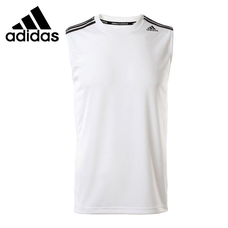 Original New Arrival Adidas Men s T shirts Sleeveless Sportswear
