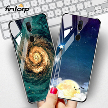 Tempered Glass Case For OPPO F11 Pro