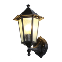 European Outdoor Lighting Balcony Waterproof Outdoor Wall Light Stair Outdoor Wall Lamp Retro led Outdoor Patio Lamp Corridor