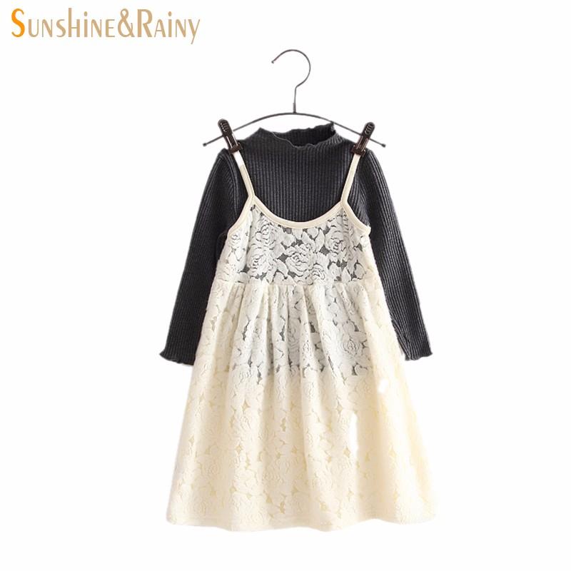 Kids Spring Girls Clothing Set (2)