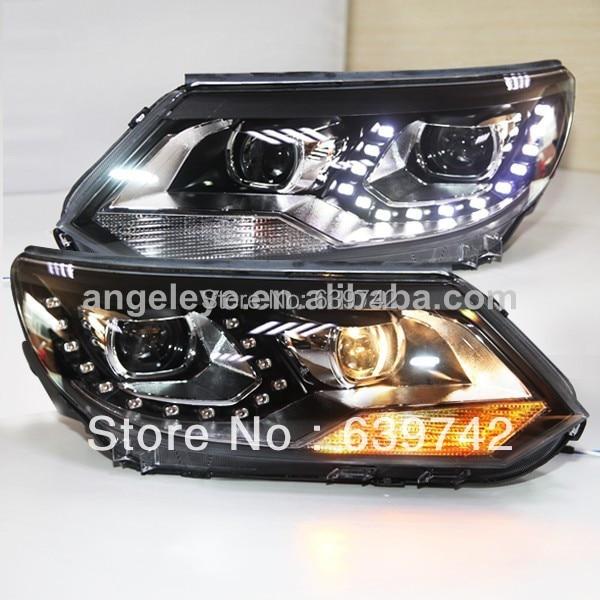 Za VW 2012-2014 godine LED svjetiljke Tiguan s biksenonskim - Svjetla automobila - Foto 1