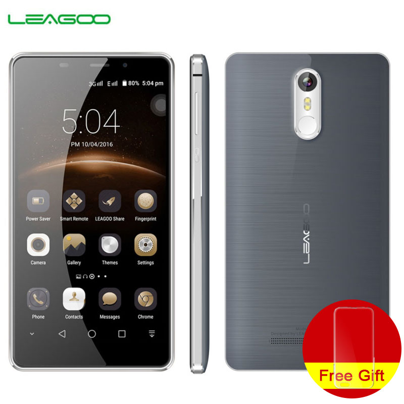 Original Smartphone Leagoo M8 2GB 16GB 0 19s Fingerprint 5 7 2 5D Arc Freeme 6
