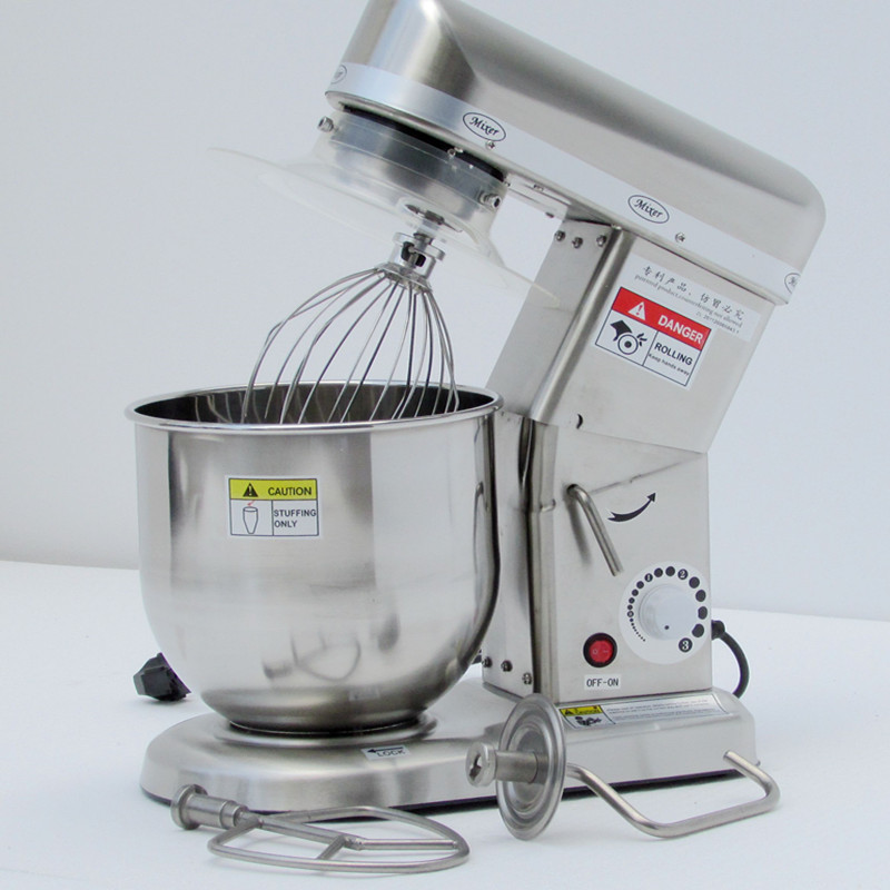220V 7L Commercial Professional Electric Dough Machine Multifunctional Stand Dough Mixer Egg Beater Bread Mixer multifunctional food stand mixer 7l food mixer machine dough mixer machine planetary mixer