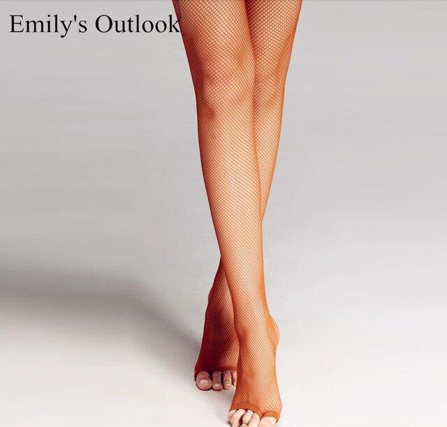 69c8bd5c73391 Women Practise Latin Dance Pantyhose Stockings Socks Fishnet Seamless  Tights Ballet Dancing Black Coffee Free Shipping