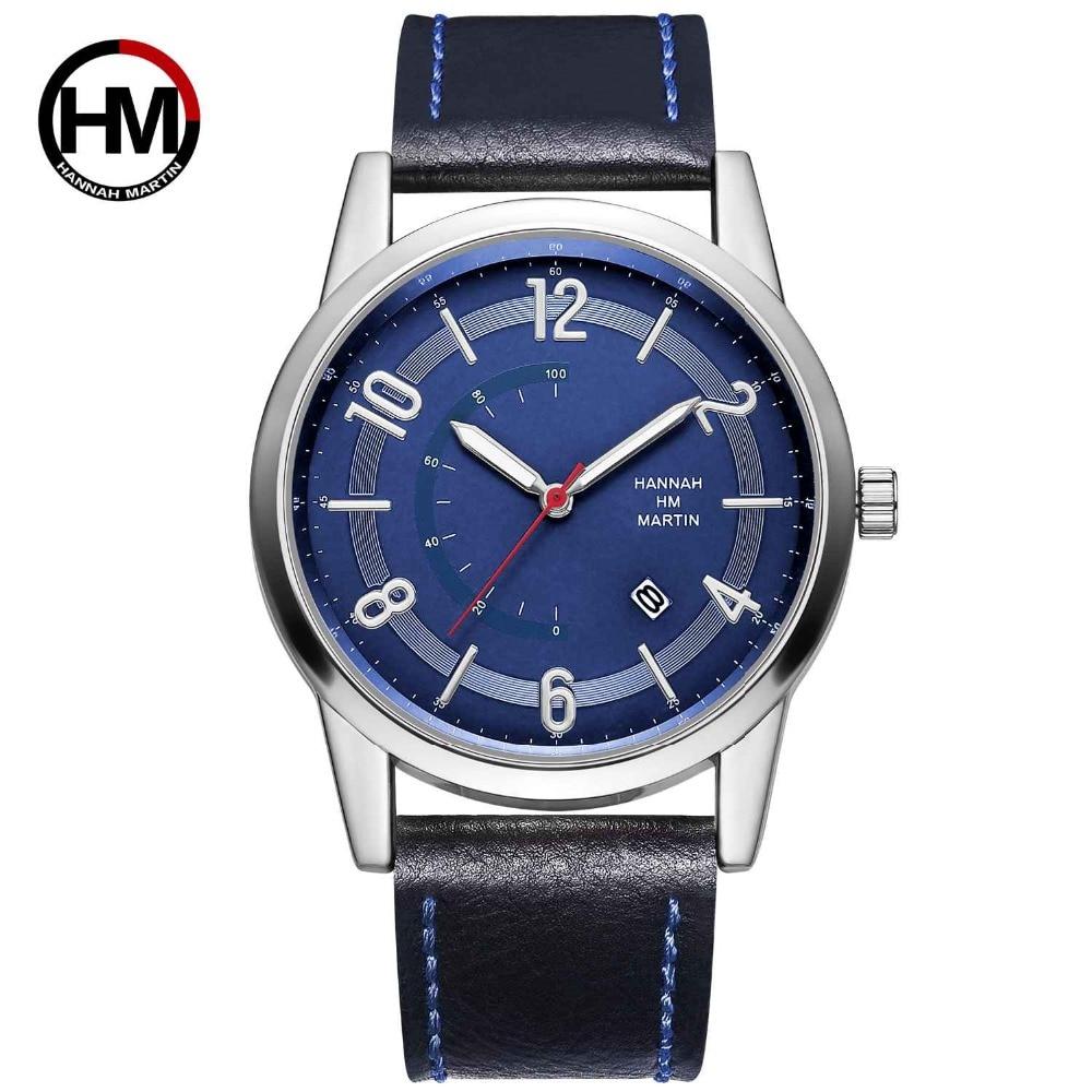 лучшая цена 2018 Fashion Large Dial Military Quartz Men Watch Leather Sport watches High Quality Clock Wristwatch Relogio Masculino