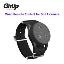 Controle remoto de pulso original para gitup g3 f1 sport action camera
