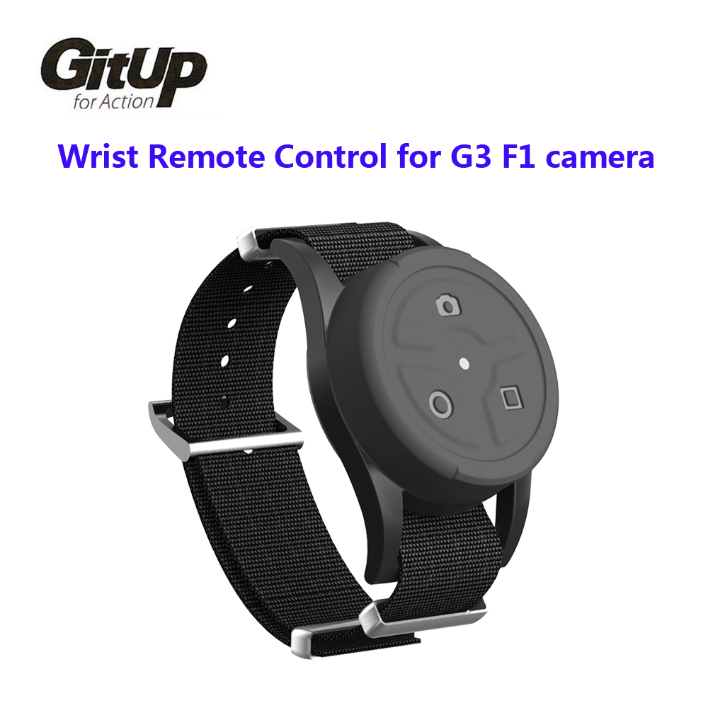 Original Wrist Remote Control for GITUP G3 F1 Sport Action Camera-in Sports Camcorder Cases from Consumer Electronics