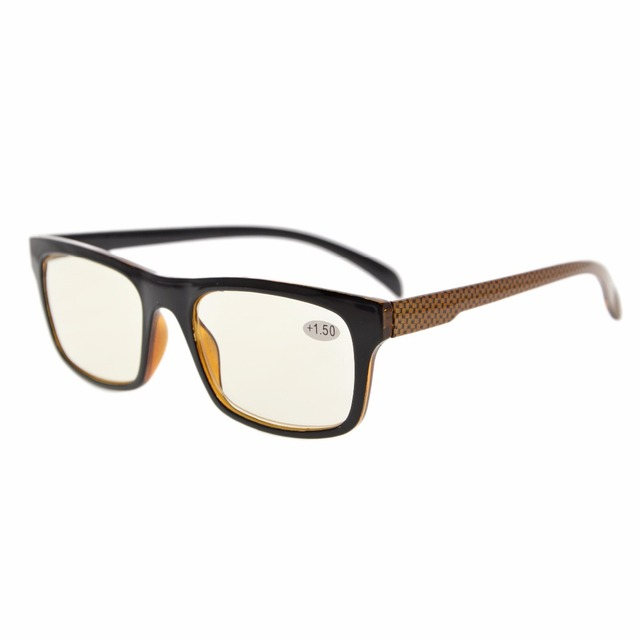 814763e2ed06 CG047 Eyekepper UV Protection,Anti Glare/Blue Rays,Scratch Resistant Lens  Computer Reading Glasses Readers