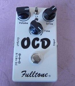 Image 5 - Accesorios de guitarra clon, pedal de guitarra Fulltone OCD, Overdrive, accionamiento obsesivo compulsivo (OCD), Pedal de tono increíble