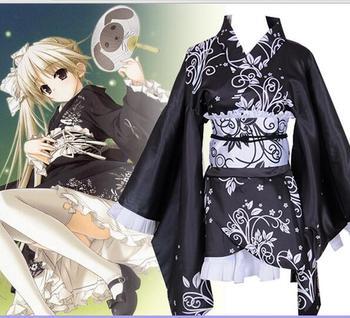 Yosuga no Sora Kasugano Sora Lolita japanese girls daily robe kimono
