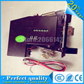 coin operator Multi coin selector acceptor for 6 different coins  support multi signal output 1 signal, arcade game machine part