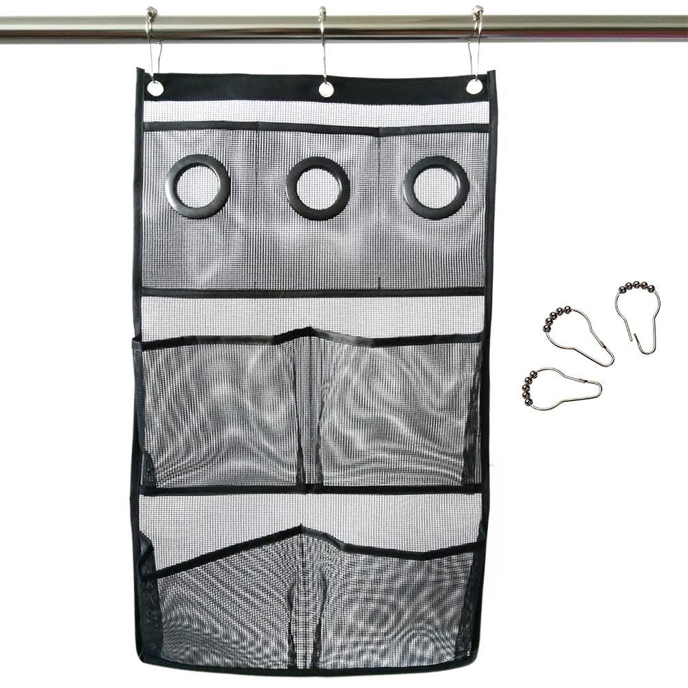 3 Layers Portable Travel Storage Bag Wardrobe Clothes Shoes Storage Rack Holder