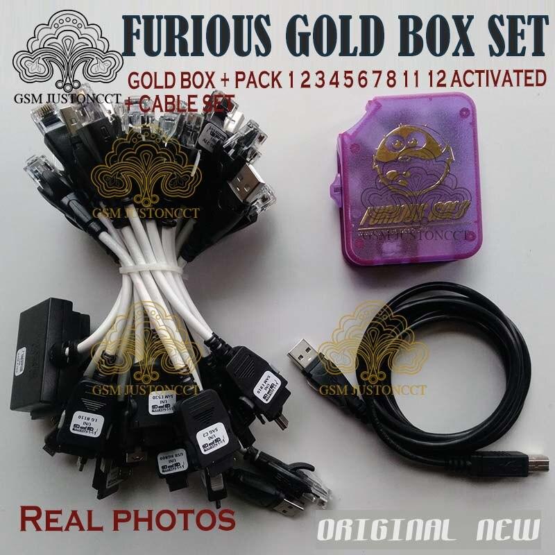 Furious Gold Box - gsmjustoncct - B